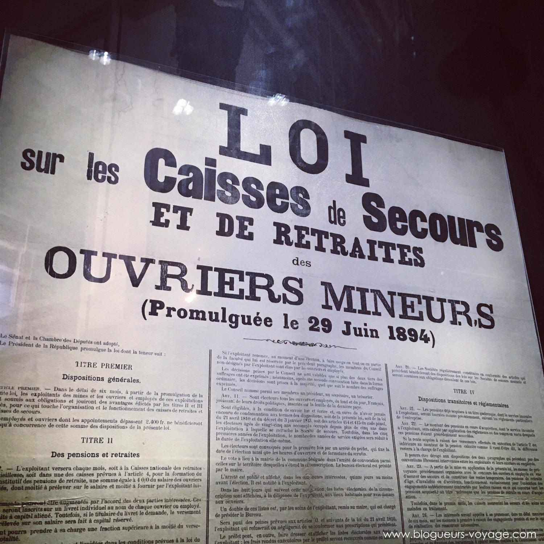Visite Du Centre Historique Minier De Lewarde Musee Des Mines De