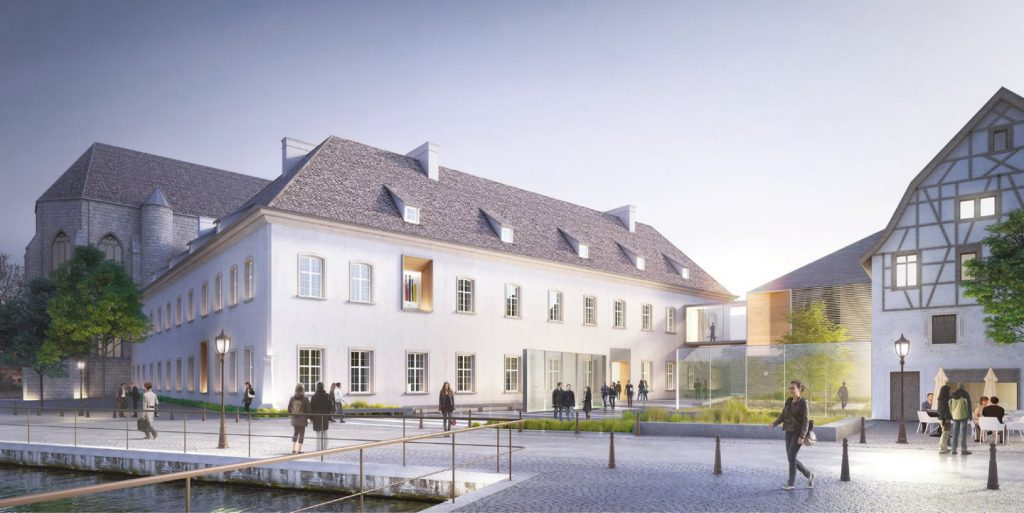 Le parvis © Bureau Manciulescu ACMH & associés / Ameller & Dubois / Serue / Présence / Endroitsenvert