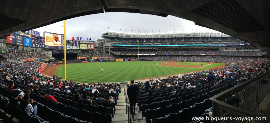 Yankees Stadium - Voyage New York
