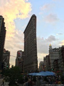 Flatiron Building New York - Blogueurs Voyage