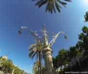 Parc de la Ciutadella - Candélabre