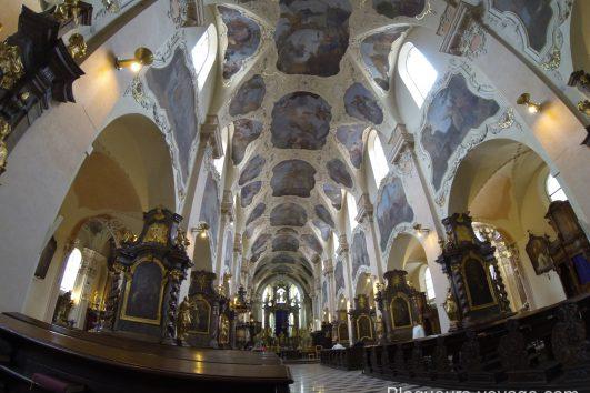 Eglise Svatý Roch Prague