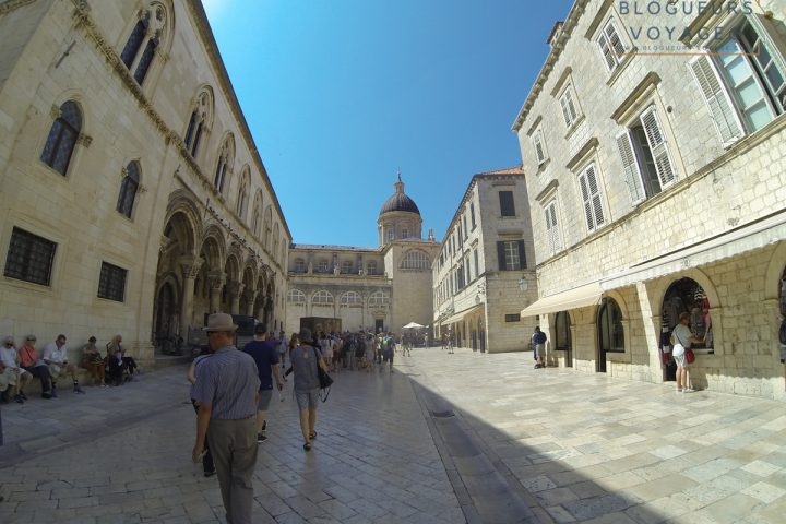 Blog voyage Dubrovnik Croatie