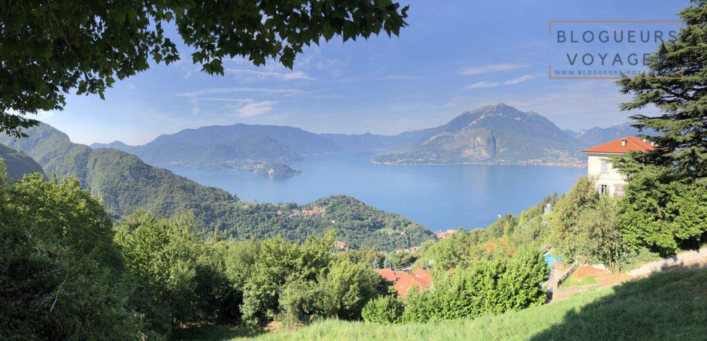 Le Lac de Côme en Italie