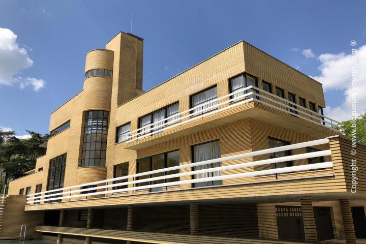 Villa Cravois : Architecture moderne des années 1930