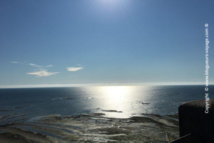 Visite du phare des baleines sur l'Île de Ré. Blog voyage