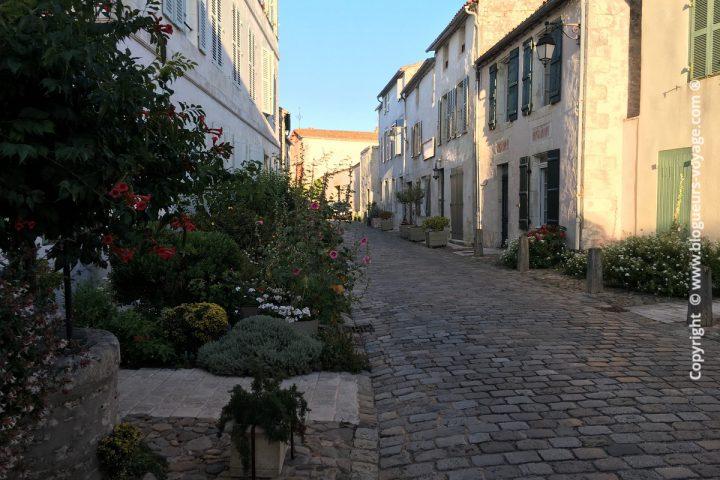Saint Martin de Ré - Blog voyage