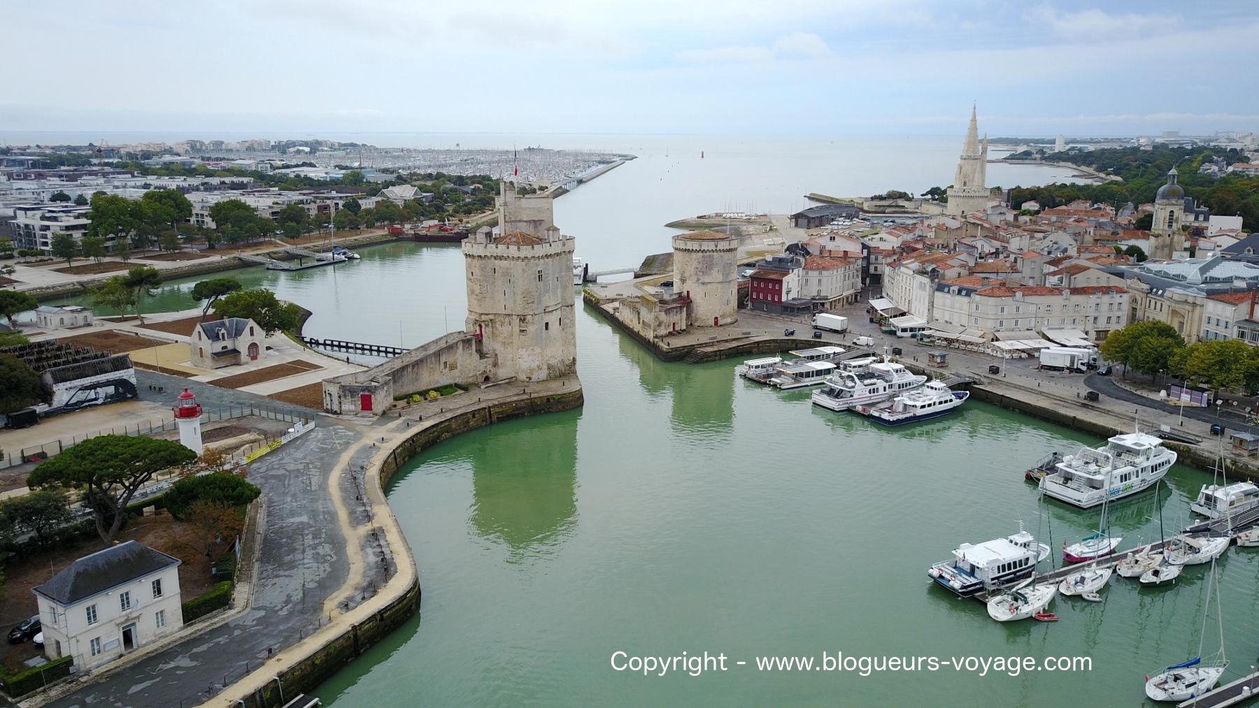 Visiter La Rochelle en 1 journée