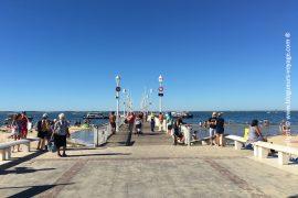 Visite d'Arcachon - Blog voyage