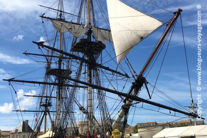 Blog voyage Rochefort - Hermione