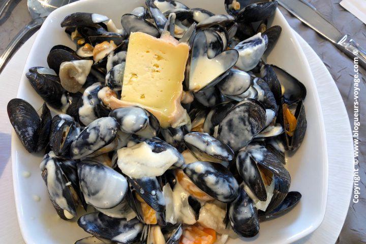 Restaurant le Neptune à Cayeux-sur-Mer