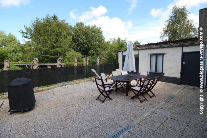 Villa Jean Bart à Saint-Valery-sur-Somme